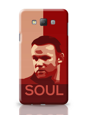 Samsung Galaxy A7 Covers | Wayne Rooney Manchester United Soul Samsung Galaxy A7 Covers Online India