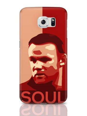Samsung Galaxy S6 Covers & Cases | Wayne Rooney Manchester United Soul Samsung Galaxy S6 Covers & Cases Online India