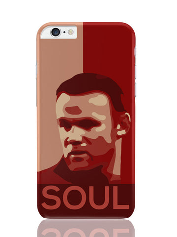 iPhone 6 Plus / 6S Plus Covers & Cases | Wayne Rooney Manchester United Soul iPhone 6 Plus / 6S Plus Covers and Cases Online India