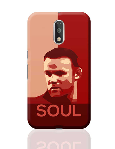 Wayne Rooney Manchester United Soul Moto G4 Plus Online India
