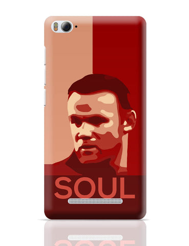 Xiaomi Mi 4i Covers | Wayne Rooney Manchester United Soul Xiaomi Mi 4i Cover Online India