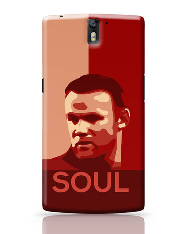 OnePlus One Covers | Wayne Rooney Manchester United Soul OnePlus One Cover Online India