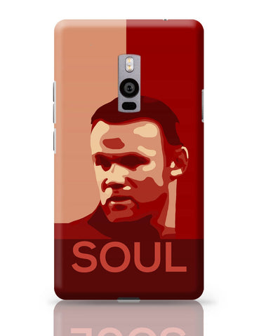 OnePlus Two Covers | Wayne Rooney Manchester United Soul OnePlus Two Cover Online India