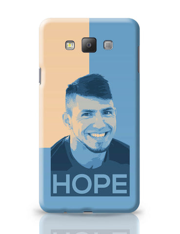 Samsung Galaxy A7 Covers | Sergio Aguero Manchester City Hope Samsung Galaxy A7 Covers Online India