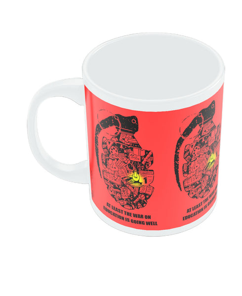 War On Education Coffee Mug Online India