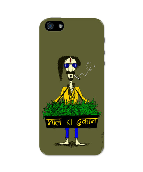 Maal ki Dukaan iPhone 5 / 5S Case