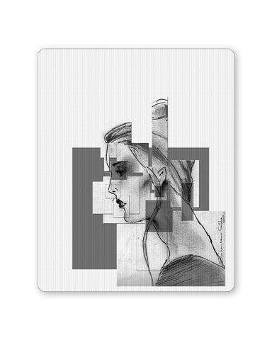 Mouse Pads | Shades Of Lady Mouse Pad Online India | PosterGuy.in