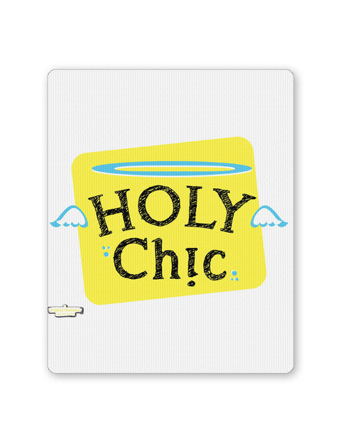 Mouse Pads | Holy Chic Mouse Pad Online India | PosterGuy.in