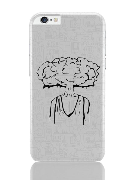 iPhone 6 Plus/iPhone 6S Plus Covers | Cloud Of Thoughts iPhone 6 Plus / 6S Plus Covers Online India