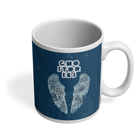 Coffee Mugs Online | Coldplay Ghost Stories Fan Art Coffee Mug Online India