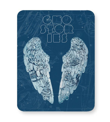 Coldplay Ghost Stories Fan Art Mousepad Online India