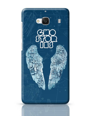 Xiaomi Redmi 2 / Redmi 2 Prime Cover| Coldplay Ghost Stories Fan Art Redmi 2 / Redmi 2 Prime Case Cover Online India