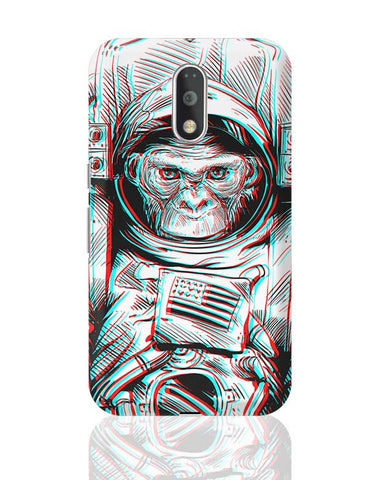 3D Space Monkey Moto G4 Plus Online India