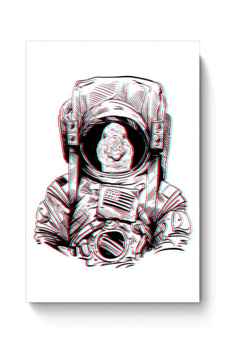 Buy 3D Space Duck Poster