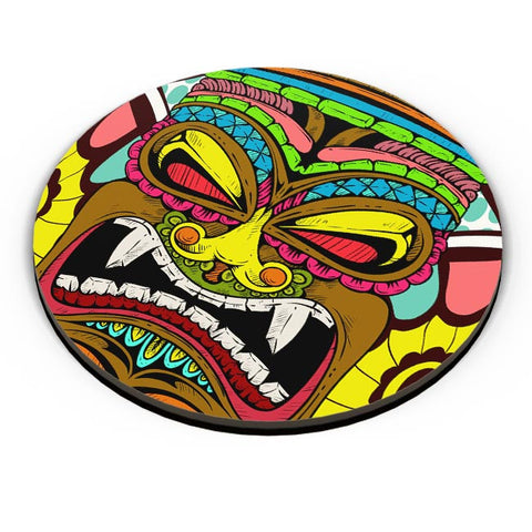 Tiki Monster Fridge Magnet Online India