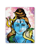 Mouse Pads | Lord Shiva Graphic Illustration Mouse Pad Online India | PosterGuy.in