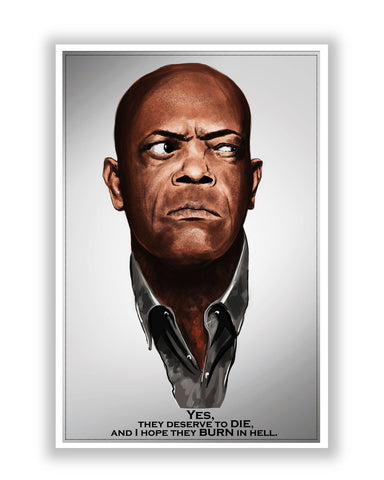 Buy Movie Posters Online | Samuel Jackson  Poster | PosterGuy.in