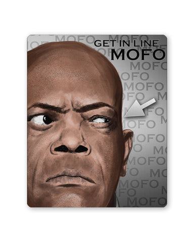 Mouse Pads | Samuel Jackson Mouse Pad Online India | PosterGuy.in