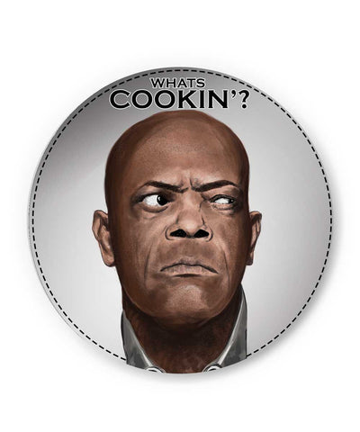 Samuel Jackson  Fridge Magnet Online India