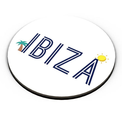 PosterGuy | IBIZA Fridge Magnet Online India by Divya Goel