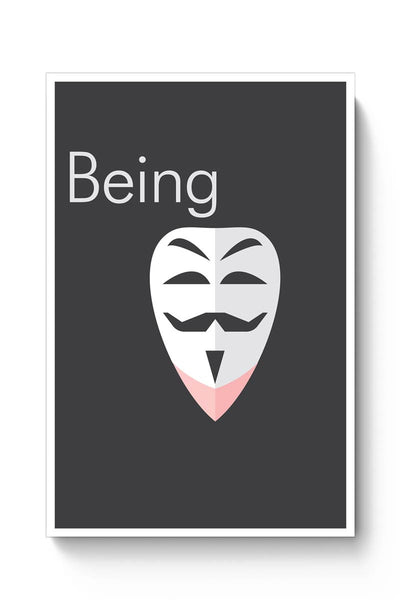 Being Anonymous Poster Online India