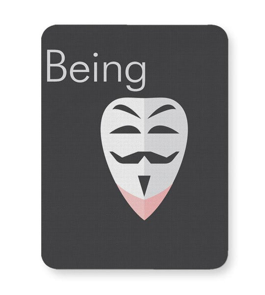 Being Anonymous Mousepad Online India