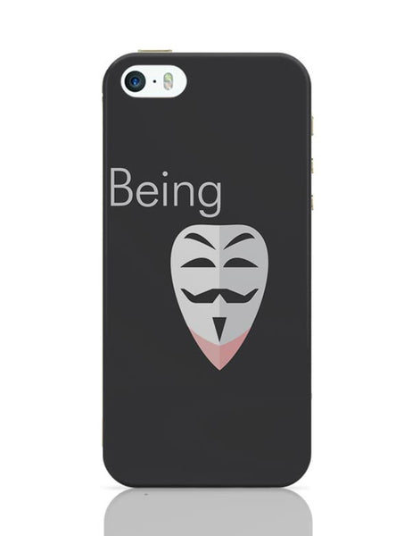Being Anonymous iPhone Covers Cases Online India