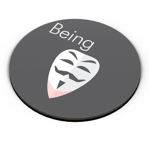 PosterGuy | Being Anonymous Fridge Magnet Online India by Divya Goel