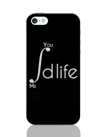 iPhone 5 / 5S Cases & Covers | Me and You Integration Funny Parody iPhone 5 / 5S Case Cover Online India