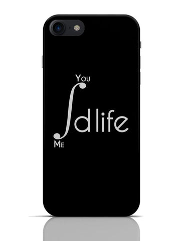 Me and You Integration Funny Parody iPhone 7 Covers Cases Online India