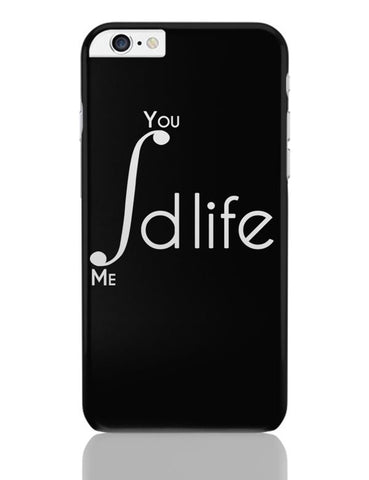 Me and You Integration Funny Parody iPhone 6 Plus / 6S Plus Covers Cases Online India