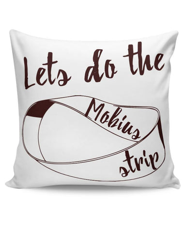 Lets Do The Mohius Strip Cushion Cover Online India