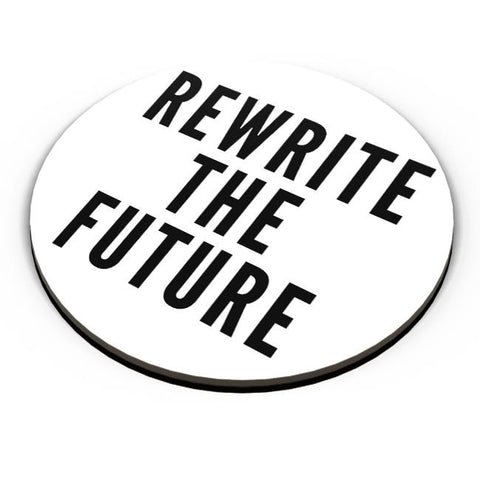 PosterGuy | Rewrite The Future Fridge Magnet Online India by Divya Goel