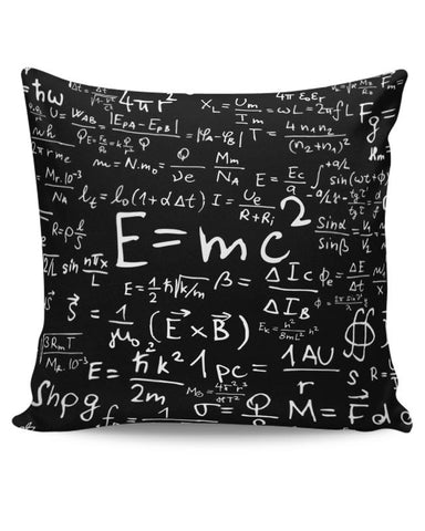 Mathematical Derivations and Formulas Cushion Cover Online India
