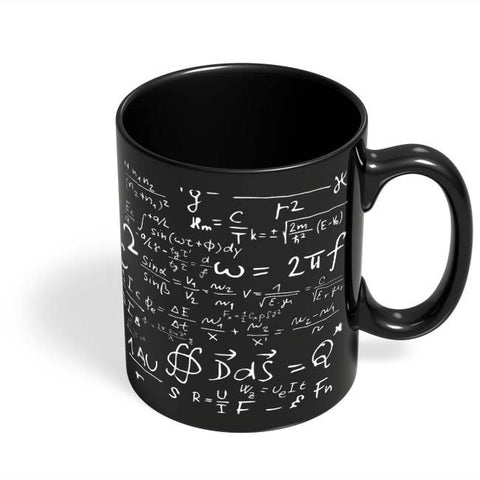 Coffee Mugs Online | Mathematical Derivations and Formulas Black Coffee Mug Online India
