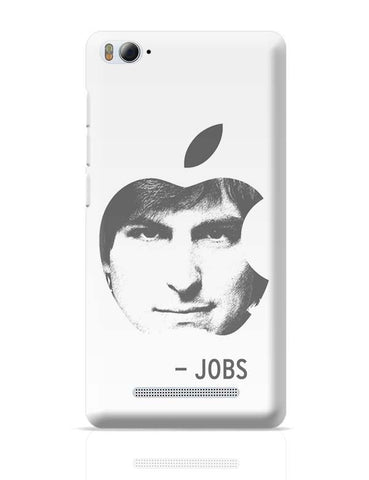 Xiaomi Mi 4i Covers | Steve Jobs | Xiaomi Mi 4i Case Cover Online India