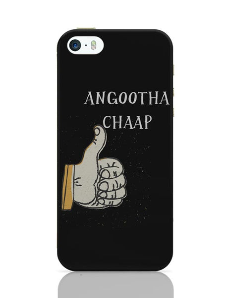 Angootha Chaap iPhone Covers Cases Online India