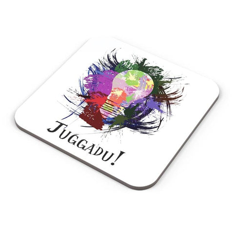 Buy Coasters Online | Jugaadu Coasters Online India | PosterGuy.in