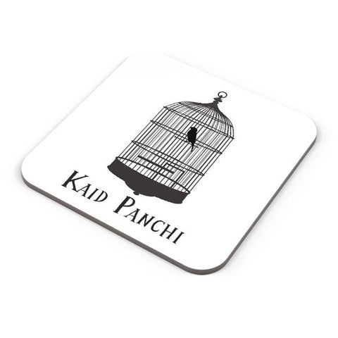 Buy Coasters Online | Kaid Panchi Coasters Online India | PosterGuy.in