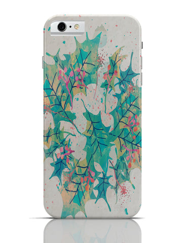 iPhone 6 Covers & Cases | Abstract Holiday Leaves iPhone 6 Case Online India
