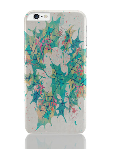 iPhone 6 Plus/iPhone 6S Plus Covers | Abstract Holiday Leaves iPhone 6 Plus / 6S Plus Covers Online India