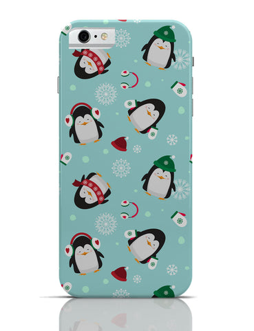 iPhone 6 Covers & Cases | Happy penguins Pattern iPhone 6 Case Online India