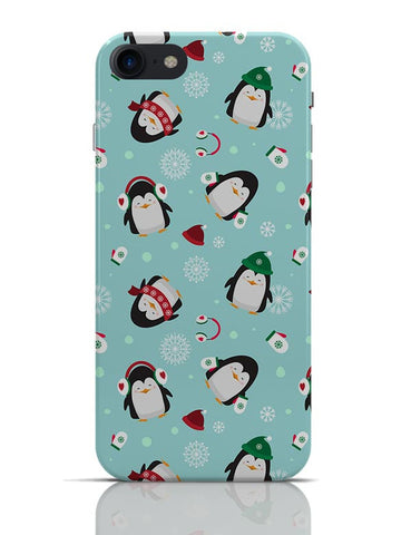Happy penguins Pattern  iPhone 7 Covers Cases Online India