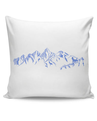 PosterGuy | The Dream Mountains Minimalist Cushion Cover Online India
