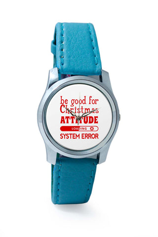 Women Wrist Watch India | Good For Christmas Attitude Wrist Watch Online India