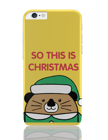iPhone 6 Plus/iPhone 6S Plus Covers | So This Is Christmas iPhone 6 Plus / 6S Plus Covers Online India