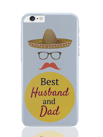 iPhone 6 Plus / 6S Plus Covers & Cases | Best Husband And Dad | Father'S Day iPhone 6 Plus / 6S Plus Covers and Cases Online India