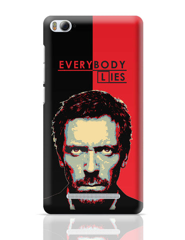 Xiaomi Mi 4i Covers | Everybody Lies House M.D Illustration Xiaomi Mi 4i Cover Online India