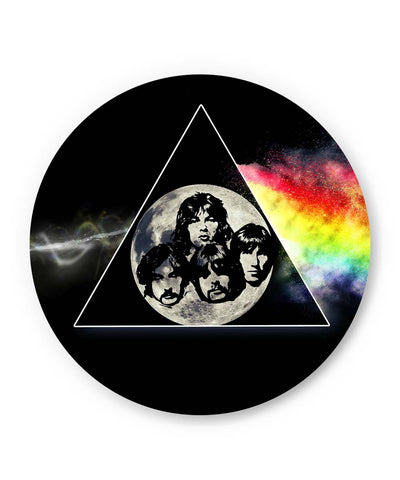 PosterGuy | The Dark Side Of The Moon Pink Floyd Inspired Fridge Magnet 1403107319 Online India