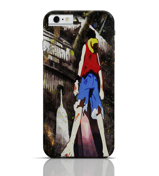 iPhone 6 Covers & Cases | Luffy In Fire | One Piece iPhone 6 Case Online India